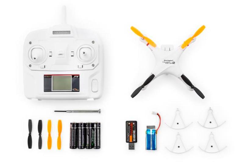 Квадрокоптер Nine Eagles Galaxy Visitor 2: обзор, цена, характеристики