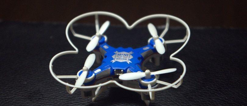 Квадрокоптер FQ777-124 Pocket Drone