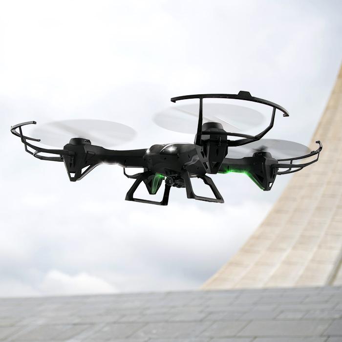 Квадрокоптер Spydrone FPV: обзор, комплектация, характеристики