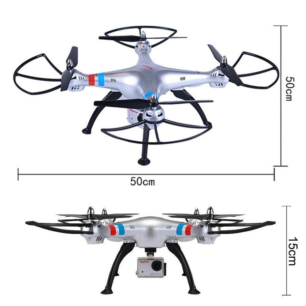 Квадрокоптер Syma (Сима) X8G: обзор, характеристики, цена, камера