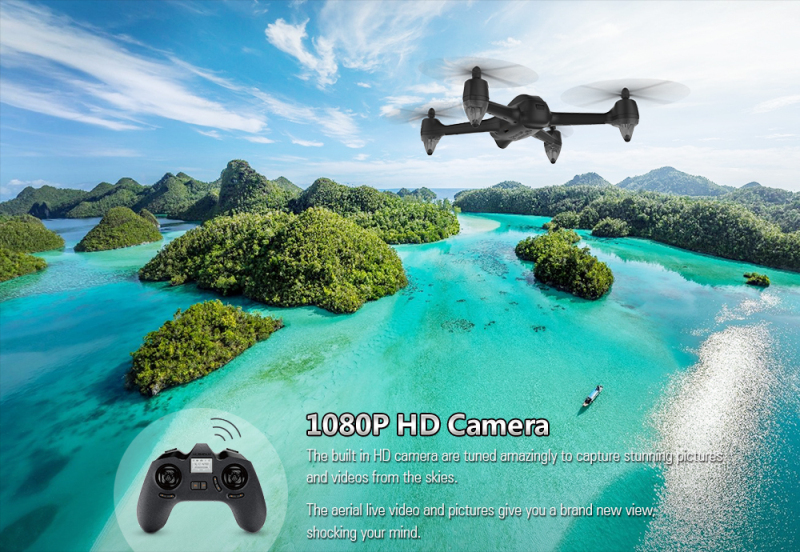 Квадрокоптер hubsan x4 h501c brushless: обзор, цена, характеристики