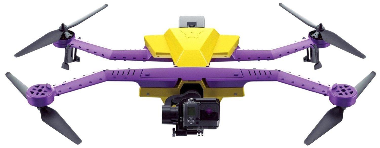 Квадрокоптер AirDog: обзор, характеристики, цена, камера, батарея