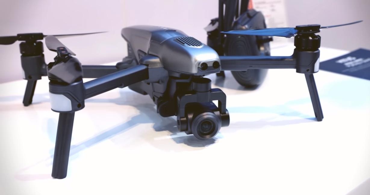 Квадрокоптер Walkers VITUS 320: обзор, характеристики, цена, камера