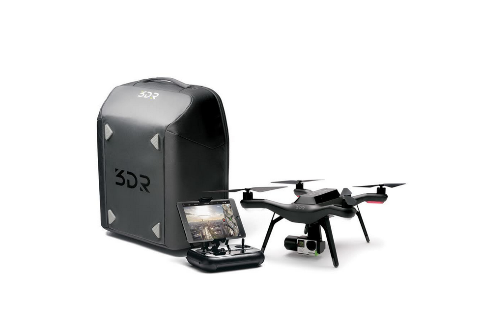 3DR SOLO комплектация с кейсом